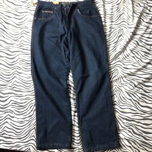 BC Clothing Men's Fleece Lined Jean